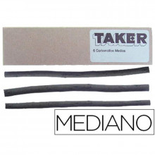 CARBONCILLO TAKER MEDIANO 801/6 6U