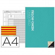 CUADERNO PROFESOR A4 MEMO-NOTES ADDITIO