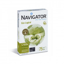 PAPEL A4 NAVIGATOR 75 GR ECO-LOGICAL