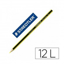 LAPICES STAEDTLER NORIS COLOUR AMARILLO 12U