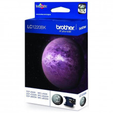CARTUCHO BROTHER LC1220BKBP NEGRO