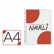 FUNDA MULTIPLE A4 NARLI  (100 UNIDADES)