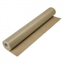 PAPEL EMBALAR KRAFT 1.1X280MT (25KG) MARRON