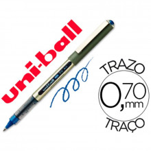 ROTULADOR UNI-BALL UB-157 AZUL 0.7MM