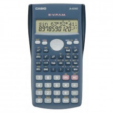 CALCULADORA CASIO FX82MS CIENTIFICA 12 DIGITOS