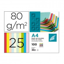 PAPEL COLOR  A4 80G/M2